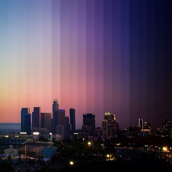 Stunning Images Of Skylines Captured With Time Lapse Photography - DesignTAXI.com