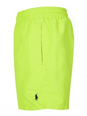 Polo Ralph Lauren Rescue Green Hawaiian Swim Shorts