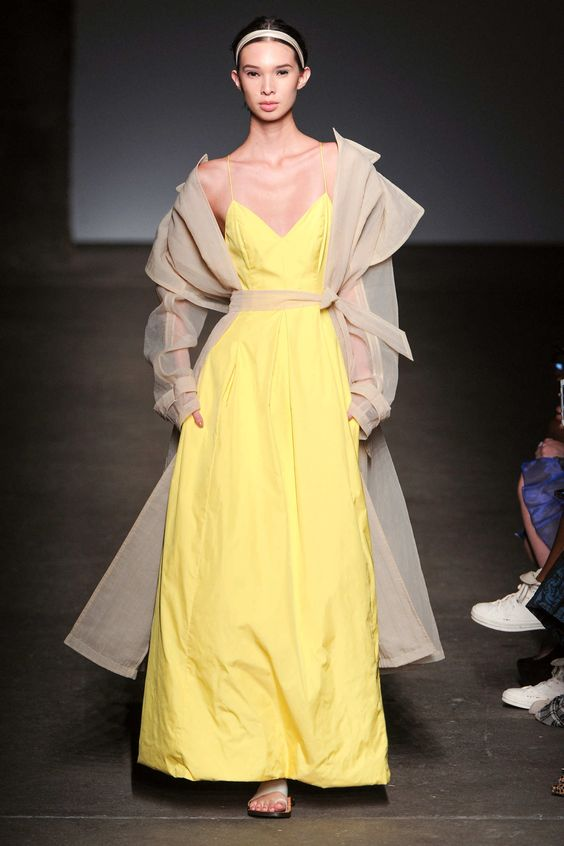 Tracy Reese, Spring 2014, New York