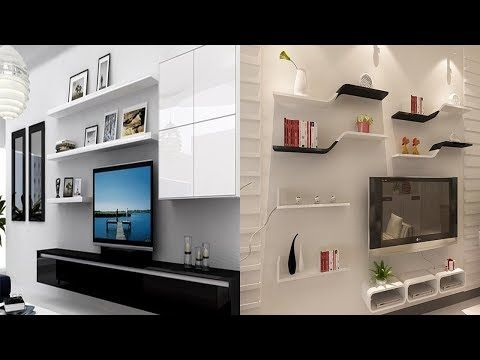اشكال ارفف راقيه 2018 رفوف حائط مودرن تصاميم ارفف مذهله جديد 2018 Youtube Home Home Decor Shelves