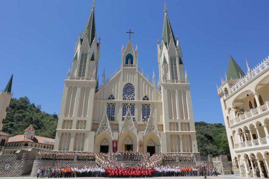 A Basílica dos Arautos