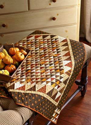 Cheddar yellow among dark brown prints for a look that sparkles.