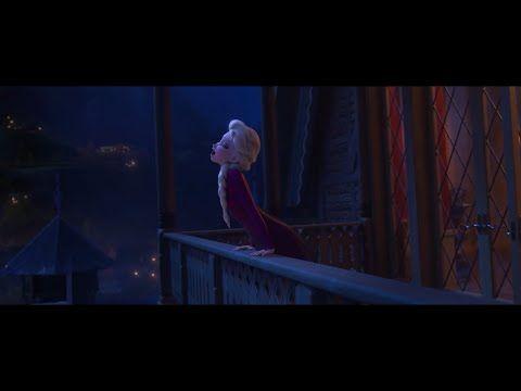 Leo Is Not Enjoying Elsa S Singing Into The Unknown Frozen 2 Youtube Elsa Singing Singing Frozen