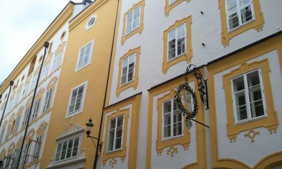 Architecture, buildings, Passau, Germany
