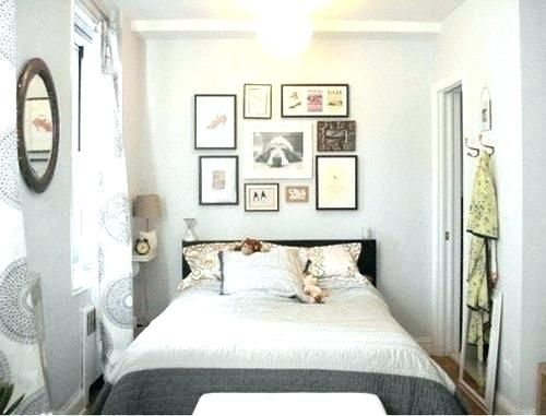 24 Small Master Bedroom Ideas With Storage Small Bedroom