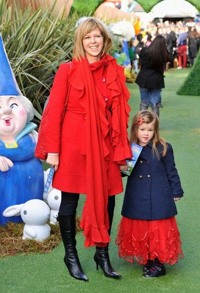 Kate and her Daughter.