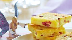 Rezept Kartoffel-Schinken-Käse Plätzchen