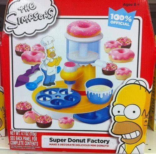 Super Donut Factory! This Super Donut Maker creates Filled Donut ...