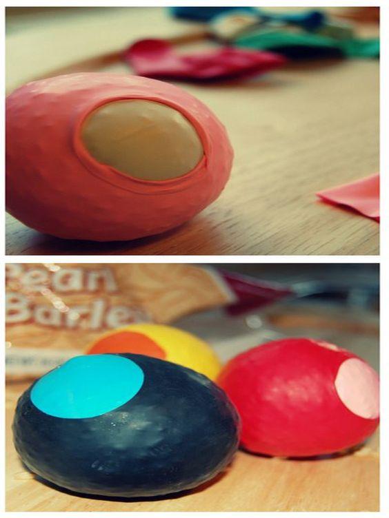 Balloon Beanbags