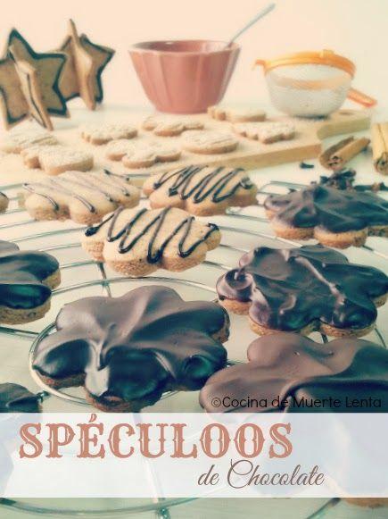 Speculoos de Chocolate y Mezcla de Especias para Speculoos