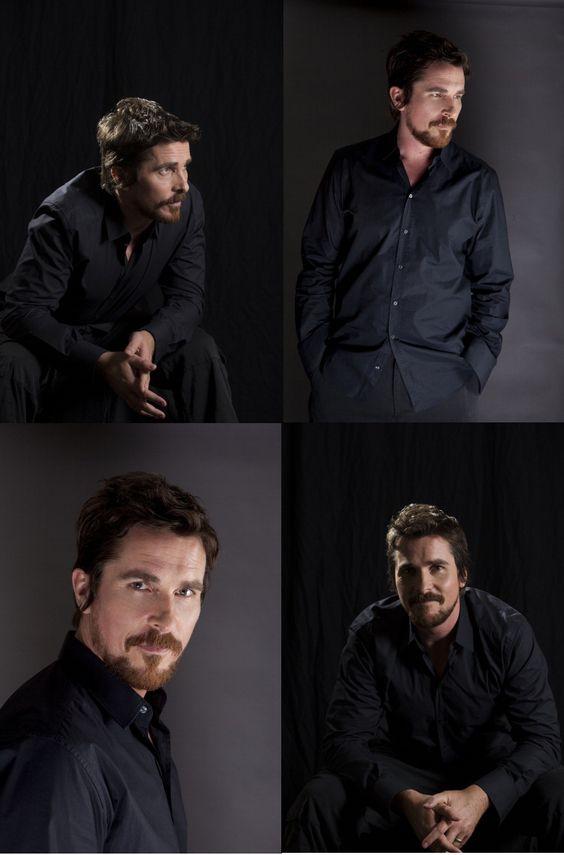 Christian Bale Random Promotional Photoshoots - Christian Bale | Baleheads Blog. November 2013.