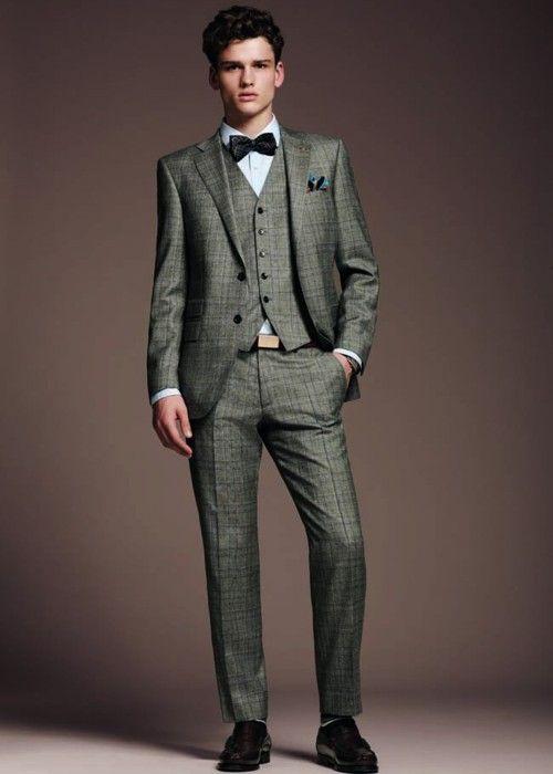 Simon Nessman Men's Suiting