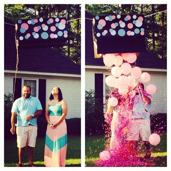 Gender Reveal.... It's a girl!!!!