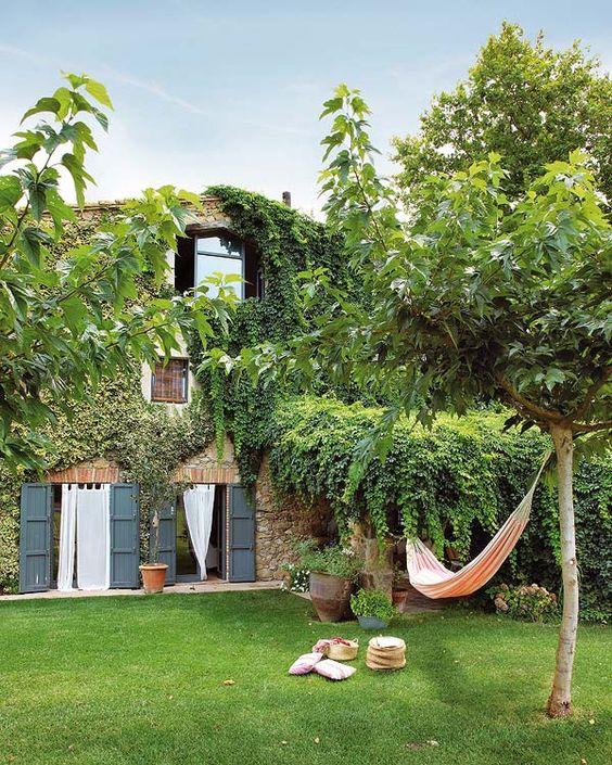 Dream garden: Spanish Exterior, Outdoor Gardens, Future Garden, Gardens Terraces