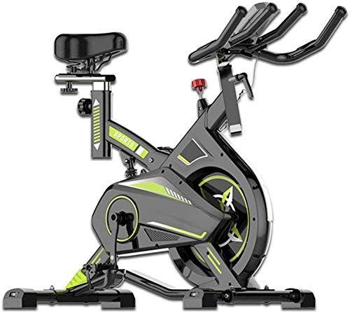 Spinning Bike Goodvk Sport Indoor Cycling Bike Mute Training Computer And Elliptical Cross Tr Indoor Bike Workouts Biking Workout Indoor Cycling Bike