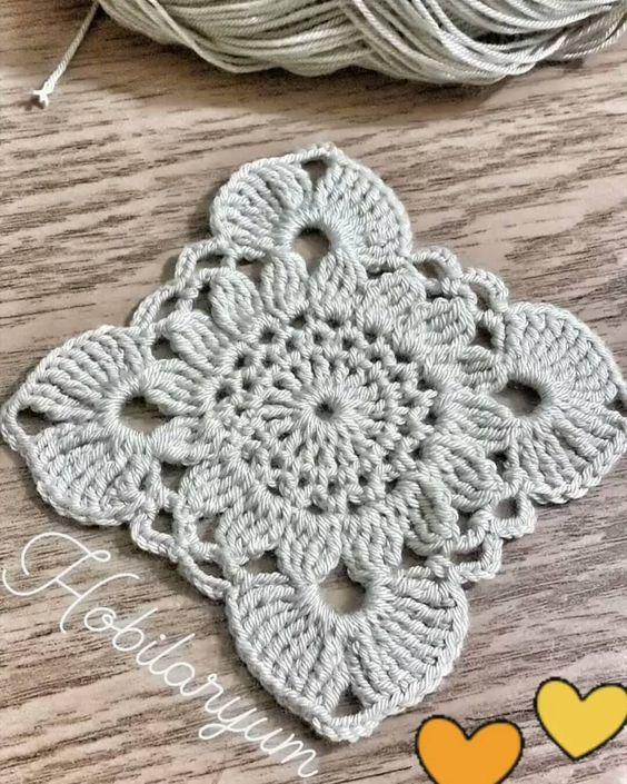Acaba bu motiften ne yapsak ?? Fikirlerinizi alabilirmiyim. Yapımı da gün içinde youtube e kanalında olacak #örgü#tıgisi#tığişi#elörgüsü#elemeği#motif#model#modelo#instagram#elişi#emek#iş#youtuber#crochet#knitting#knittinglove#handmade#handworks#handwork#handmadejewelry#hobilaryum#onmarifet#örgümodelleri#❤#alize