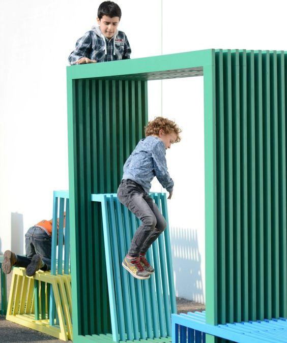 essays on playgrounds