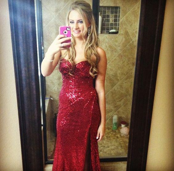 Love my last year prom dress