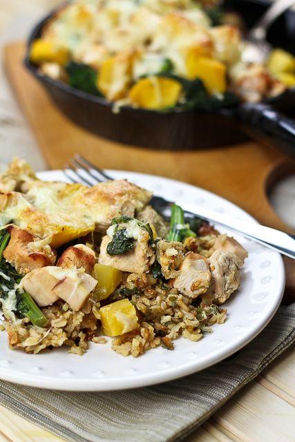 baked rice rice casserole casseroles rice turkey casserole healthy the ...