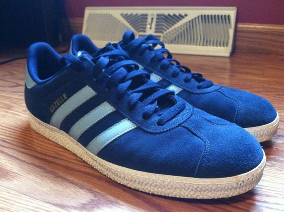 Skyfall RARE Adidas Gazelle II Trainers/Sneakers 007 James Bond