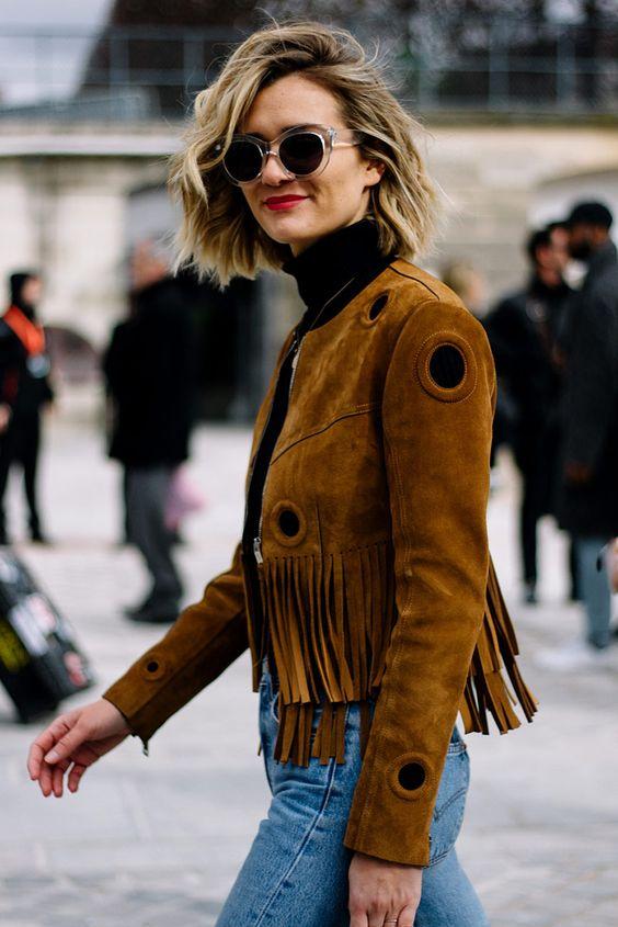 Street Style: París Fashion Week Otoño-Invierno 2016: