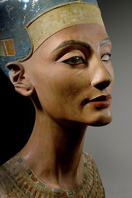 The Bust of Nefertiti: