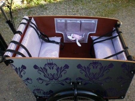 Bitte Platz nehmen #cargobike