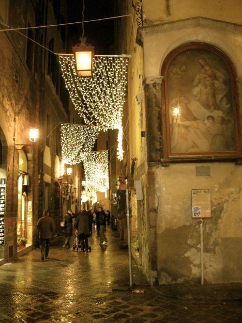 Nightlights, Florence, Italy