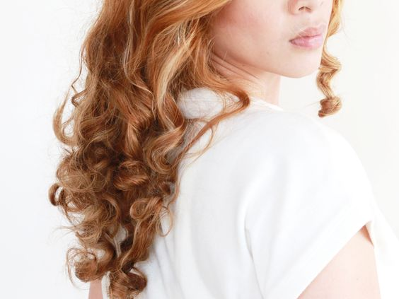 How to Get Your Hair to Hold Curls -- via wikiHow.com