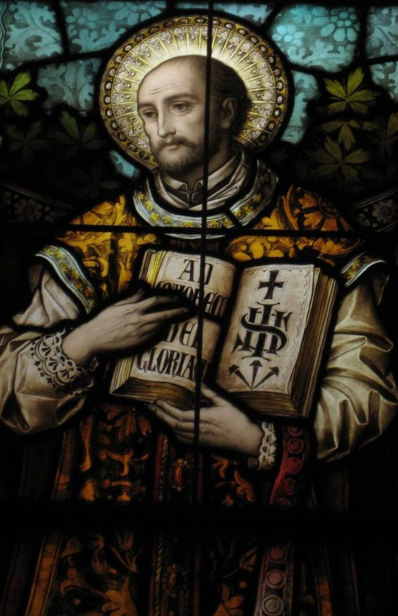 O God, who raised up Saint Ignatius of Loyola in your Church to further the greater glory of your name, grant that by his help we may imitate him in fighting the good fight on earth and merit to receive with him a crown in heaven. Through our Lord Jesus Christ, your Son, who lives and reigns with you in the unity of the Holy Spirit, one God, for ever and ever. Amen.