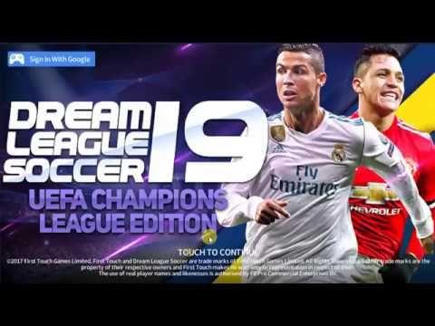 Download Free Latest Dream League Soccer 2019 Mod Apk Data For