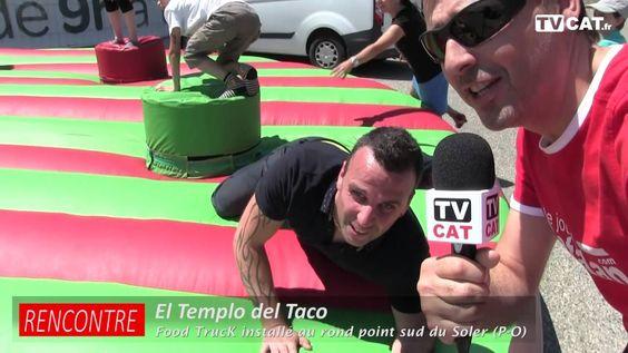 ►El Templo del Taco, le premier mexicano foof truck s'installe au Soler ...