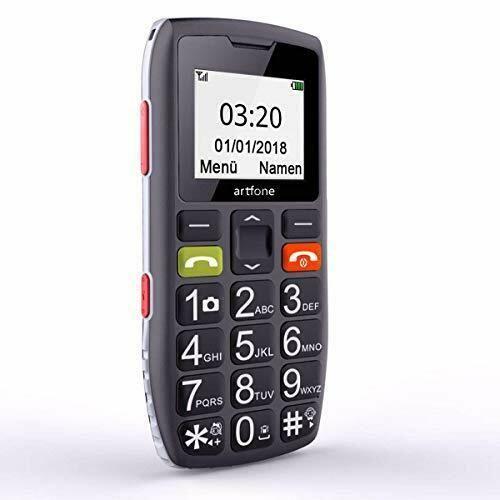 Ebay Sponsored Artfone C1 Gsm Mobiltelefon Mit Grossen Tasten Senioren Handys Ohne Vertrag 1 Senioren Handy Handyvertrag Ebay