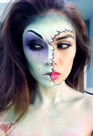 Sexy halloween makeup Sexy halloween and Halloween makeup - Adult Halloween Makeup