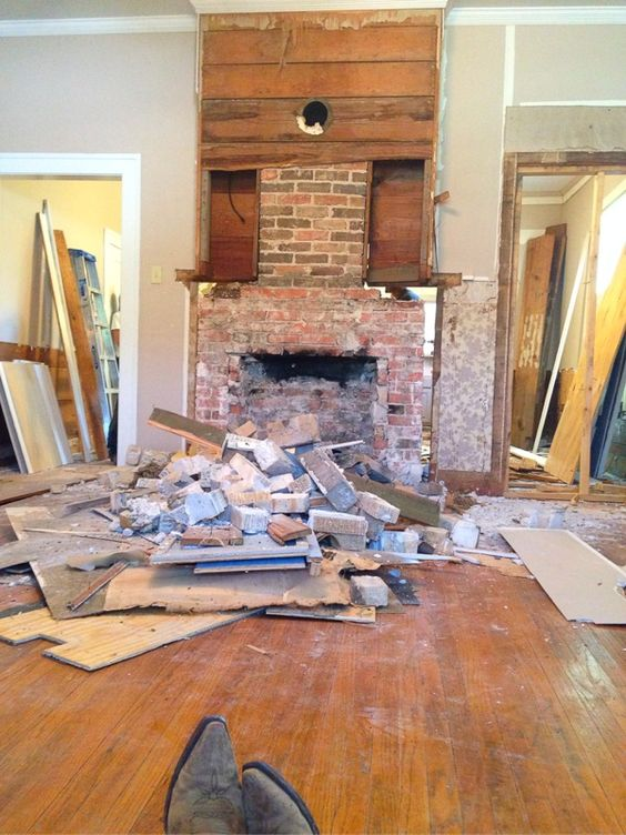 The design process interview fireplaces and magnolia homes for Apartment design process