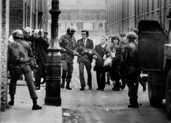 (1972) Bloody Sunday Bogside