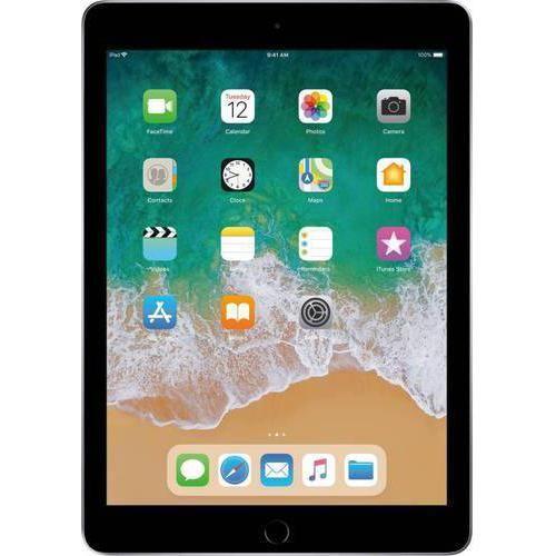 Ipad 9 7 Inch 6th Gen March 2018 128gb Space Gray Gsm Apple Ipad Ipad Apple Watch Iphone