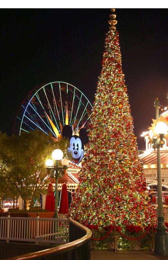 Disneyland Resort, California .