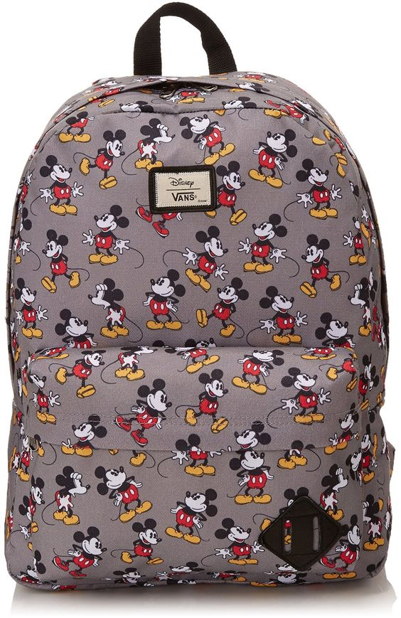 Disney Backpacks By Vans Disney Pinterest Disney Sacs Et