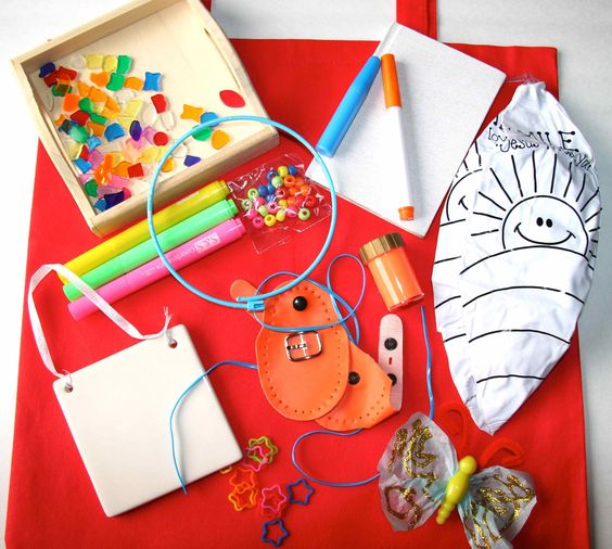 Need a fun Birthday Package? We have it for you at Palooza Package! Complete with Project Learning Cards!