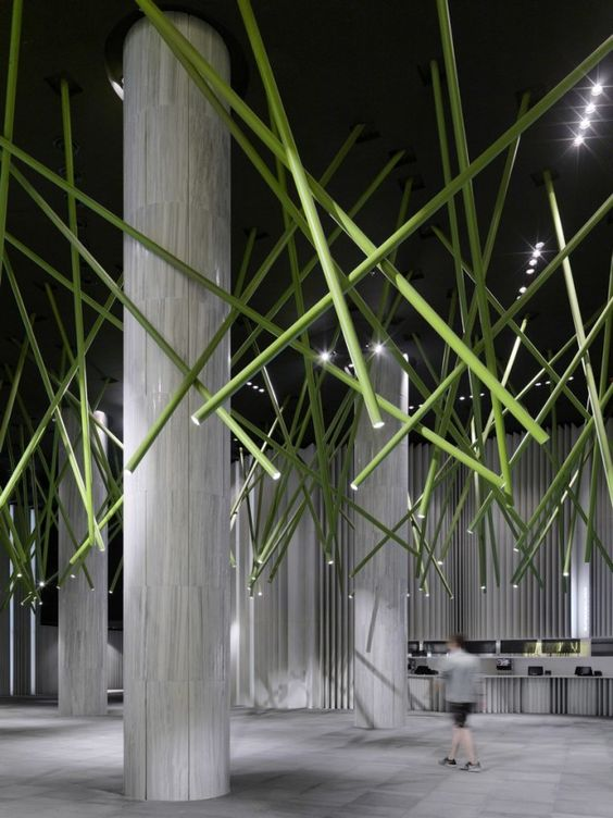 2013 BOY Winner: Common Space | Projects | Interior Design. Nanchang Insun International cinema