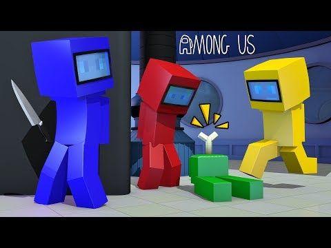 Among Us No Minecraft Quem E O Impostor Youtube Minecraft Jogos Aplicativos