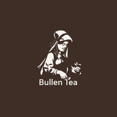 Bullen Tea Logo | Logo Design Gallery Inspiration | LogoMix