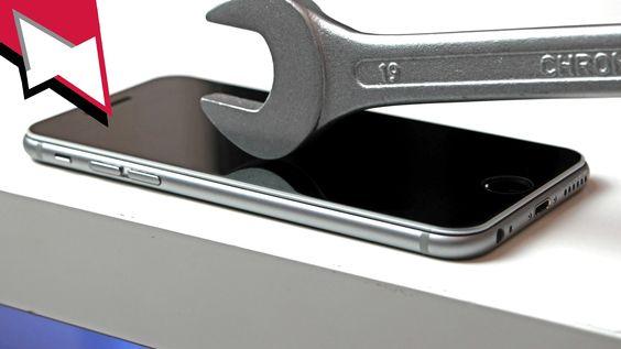 Retina Display iPhone 6 Spezifikationen