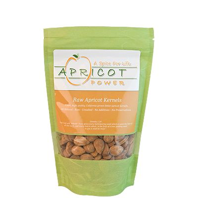 Apricot seeds, high in B17, known to naturally cure cancer