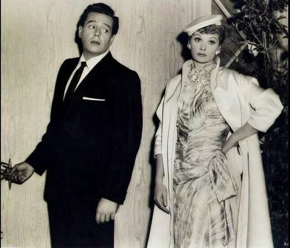 Pinterest the world s catalog of ideas for How tall was lucille ball and desi arnaz