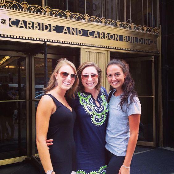 I surprised the bride (& best gbig ever) in Chicago for her bachelorette party! #kappadelta #osukd #new2osu #goKD