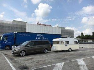 Vintage-Caravan.de auf Werbe-Tour in Italien