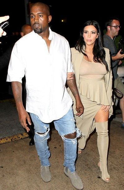 Image result for kanye west wife