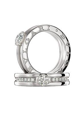 BVLGARI - eljegyzési gyűrű